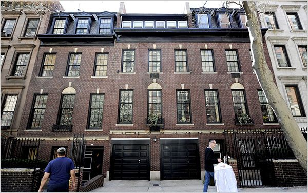 New York Madonna's House