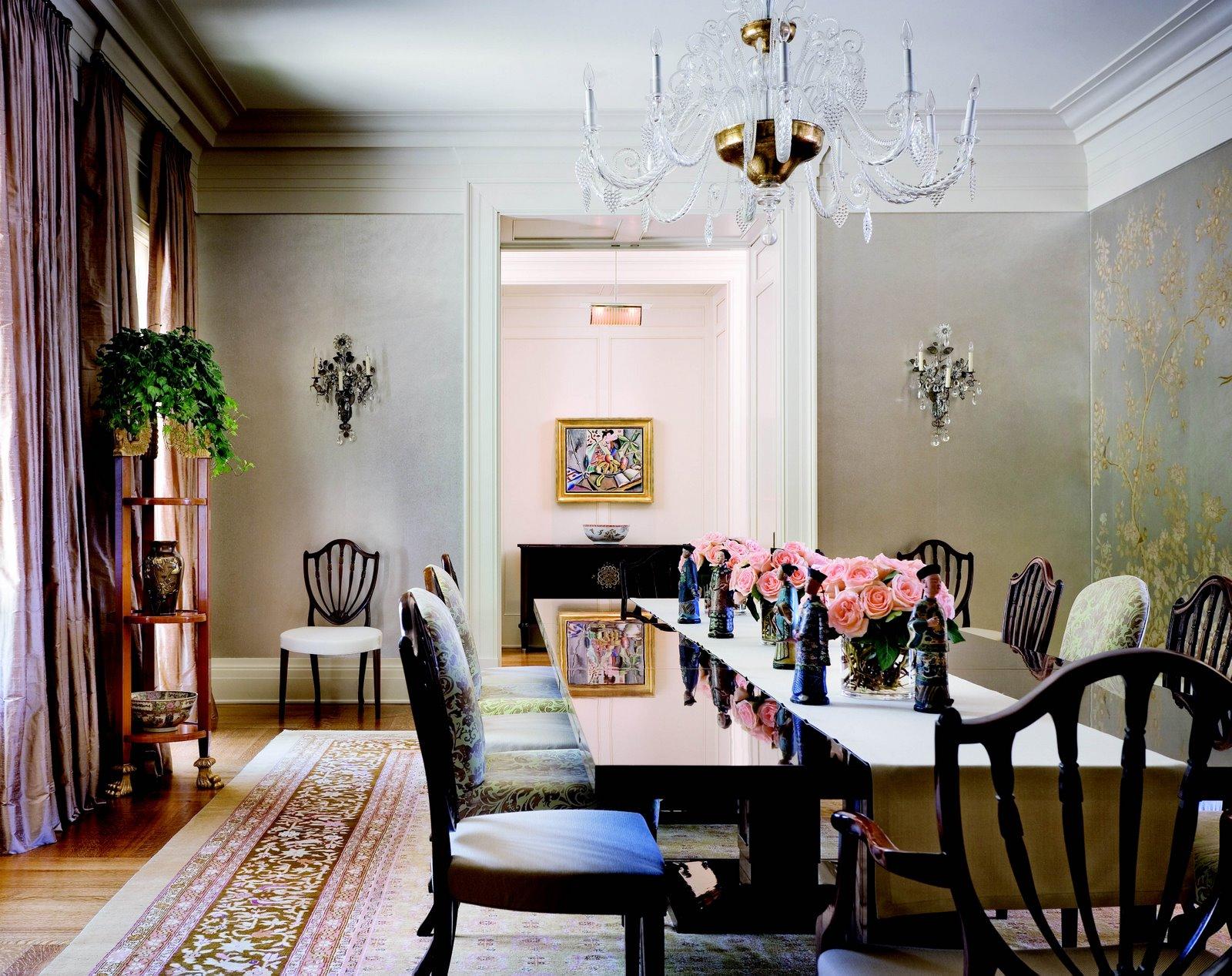 Thad Hayes, Awarded NY Interior Designer
