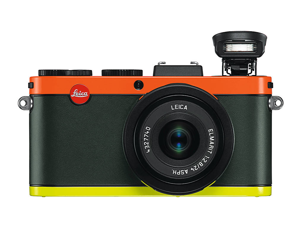 Limited Edition Leica X2 Camera by Paul Smith leica x2 paul smith integrated flash 1024