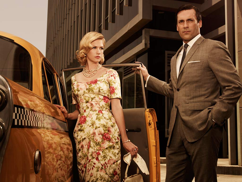 Mad Men interiors: the madness designs from the 60s madmenpic1