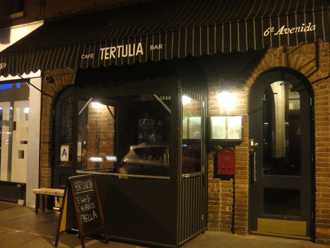 Tertulia Restaurant | New York City