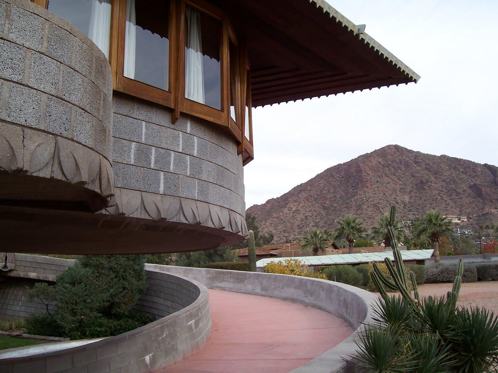 Frank-Lloyd-Wright-House-Phoenix-Arizona-2  Frank Llyod Wright House Preservation is Assured David Wright House 005