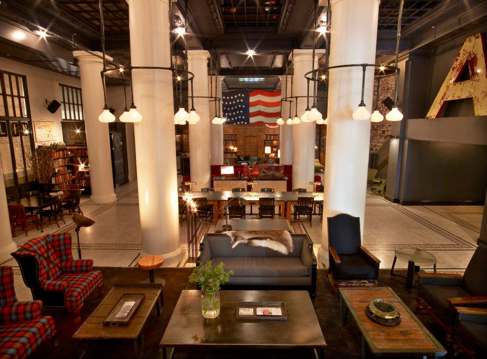 New Year's Eve in New York: ACE Hotel