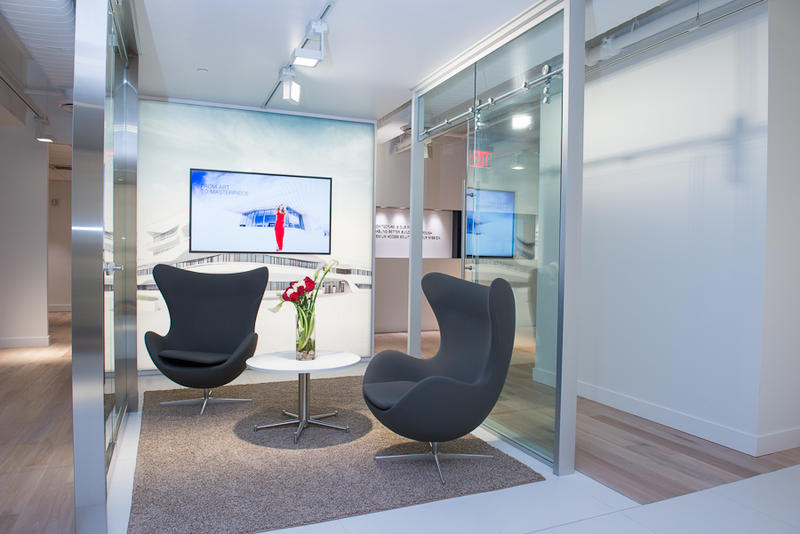 Dorma Showroom New York 1  DORMA's World of Access in New York officially launched dorma 1