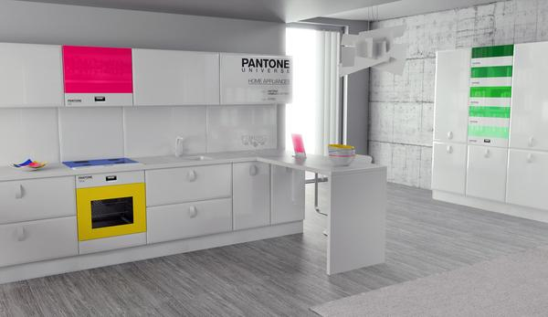 pantone-antoniolanzillopartners  Pantone has Colored Kitchens! pantone antoniolanzillopartners 01 anteprima 600x347 612656
