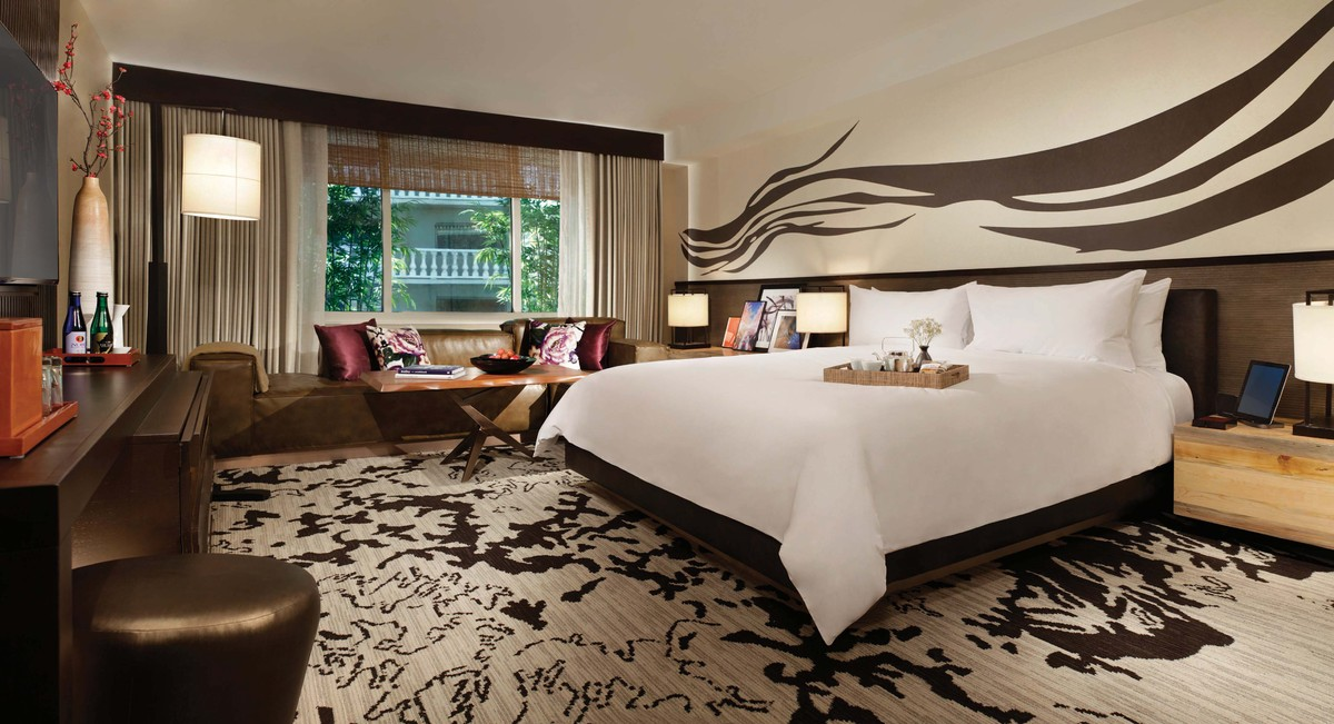 Nobu Hotel-World's-First-Opens-At-Caesars-Palace-In-Las Vegas