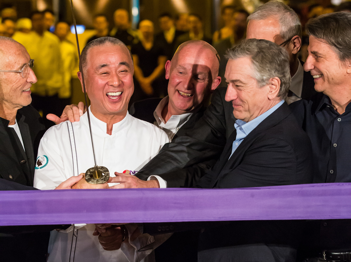 The 181-room hotel has been in the works since famed chef Nobu Matsuhisa, actor Robert De Niro and Hollywood producer Meir Teper  The Very Exclusive New Nobu Hotel in Las Vegas slide 278727 2061563 free