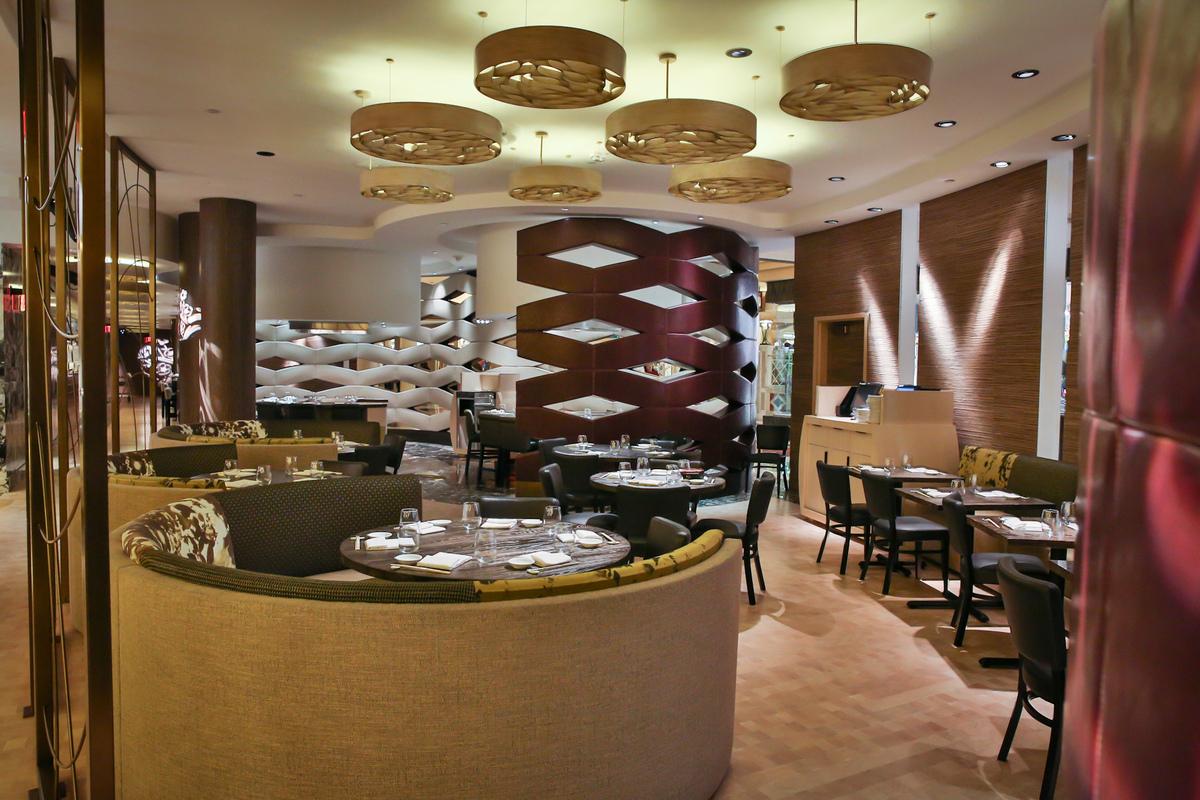 The Very Exclusive New Nobu Hotel In Las Vegas York