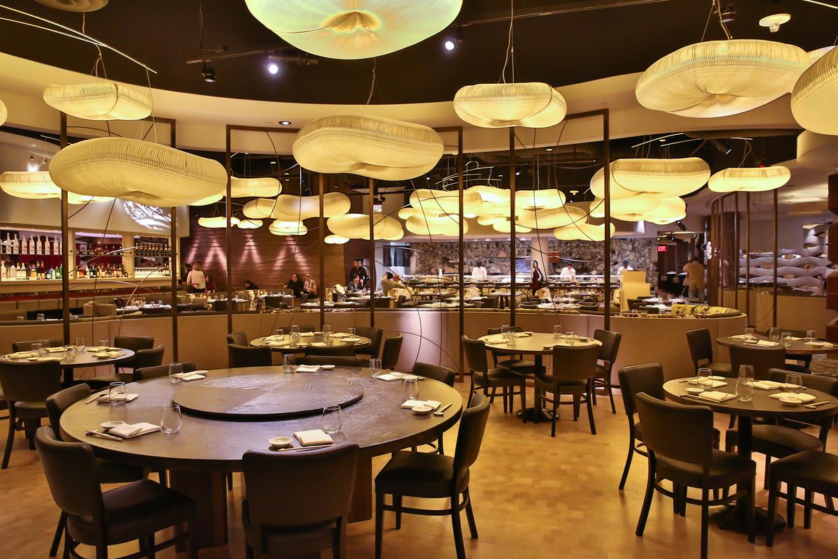 The hotel's exclusivity is obvious as soon as you walk in the door. Nobu Las Vegas  The Very Exclusive New Nobu Hotel in Las Vegas slide 278727 2061566 free