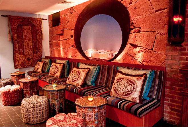 Marrakech Hotel on Manhattan Island New york Design Agenda