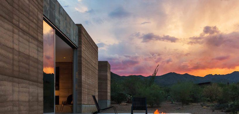 tucson-architecture-mountain-house-1  A House in the Mountain in Tucson, Arizona dusttuc01 818x390
