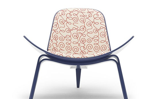 Hans J.Wegner Shell Chair_new_york_design_Agenda  Top 10 – Best of New York Design Week 2013 Hans J