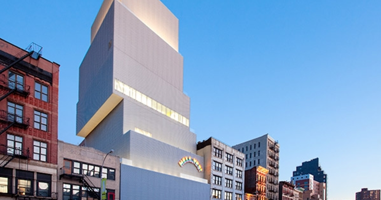"""""""The New Museum is a combination of elegant and urban. Designed by Kazuyo Sejima and Ryue Nishizawa/SANAA, is intended as a home for contemporary art and an incubator for new ideas.""""  The New Museum, designed by Tokyo-based architects The New Museum designed by Tokyo based architects8 740x390"""