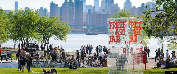 Frieze New York 2013, International Contemporary Art Fair