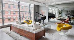 Exclusive Street Apartment Design in Tribeca