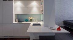 Manhattan-Micro-Loft-white-corner-kitchen-new-york-design-agenda