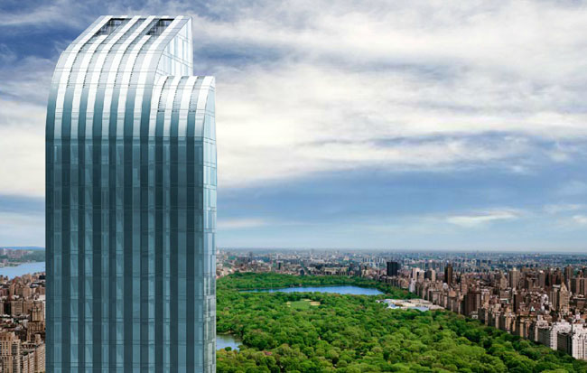 New York Luxury Apartments | The One57