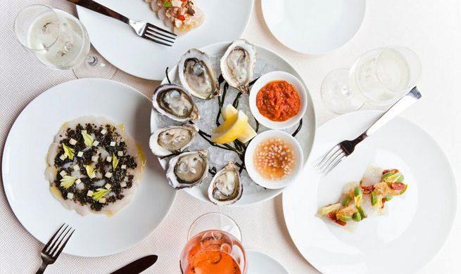 NYC's 10 Trending New Restaurants  NYC's 10 Trending New Restaurants costata restaurante nyc2 655x390