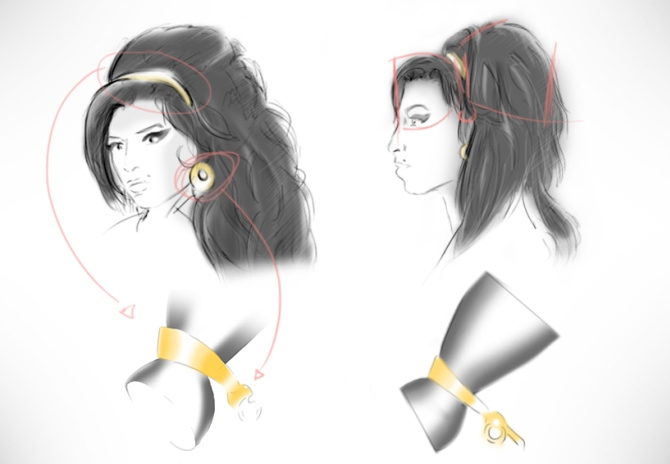 delightfull_amy_sketch  Amy Winehouse: a lighting tribute to a soul singer delightfull amy sketch