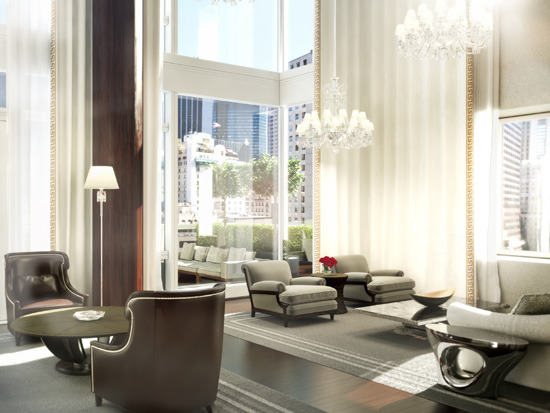 Ultra Luxury Baccarat Residences in New York by Tony Ingrao