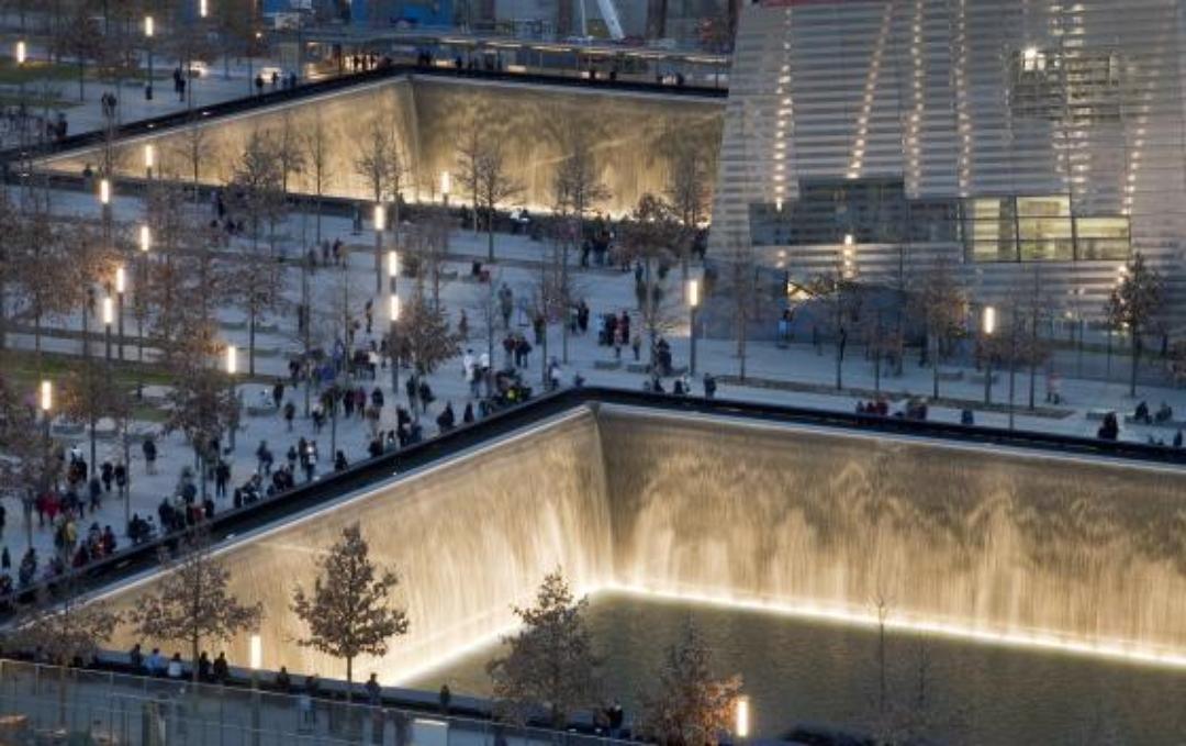 9 11 Memorial New York City  Top 7 Best New Architecture in New York City 9 11 Memorial New York City1