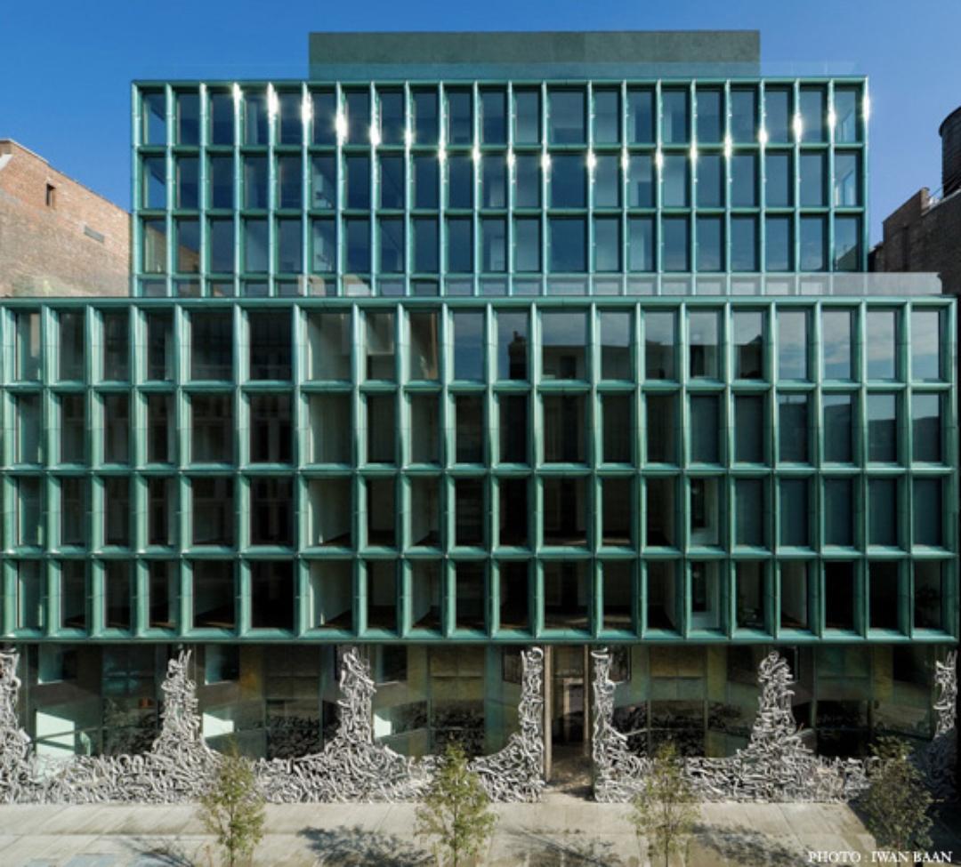 Herzog and de Meuron  Top 7 Best New Architecture in New York City Herzog and de Meuron