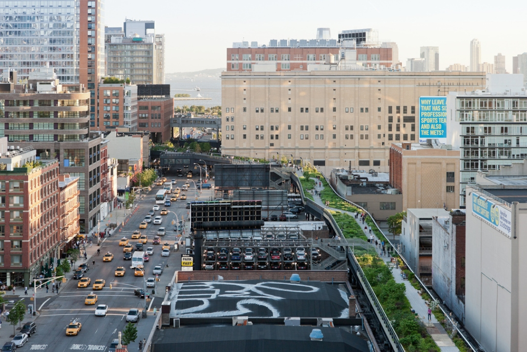 IAC Headquarters New York City  Top 7 Best New Architecture in New York City IAC Headquarters New York City