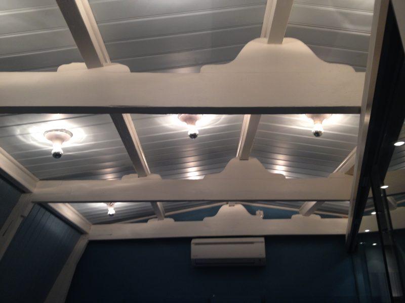 Как сделать амстердам потолок