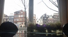 Kamer01 Green Room Street View Amsterdam  Intimate Historic Bed & Breakfast in Amsterdam: Kamer01 IMG 0487 238x130