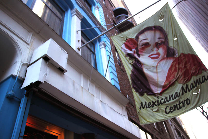 25 NEW YORK RESTAURANTS AND BARS WITH GOOD FOOD FOR LESS – PART II 12th Mexicana Mama