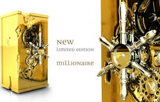 Boca do Lobo to Launch a New Private Collection at BaselWorld Boca do lobo millionaire golden rich safe box jewel 01 324x208