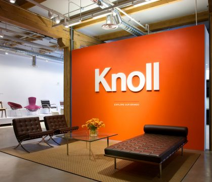 knoll merges with luxury design brand holly hunt new
