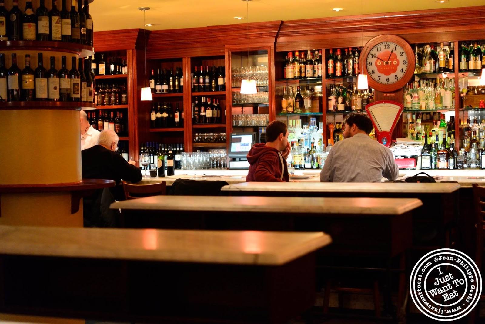 25 NEW YORK RESTAURANTS AND BARS WITH GOOD FOOD FOR LESS – PART II otto 2