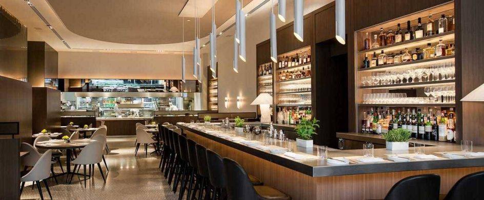 Top 10 Restaurants around New York