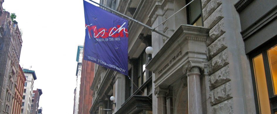 The 10 Best Design Schools in New York City  The 10 Best Design Schools in New York City Tisch School of the Arts NYU 944x390