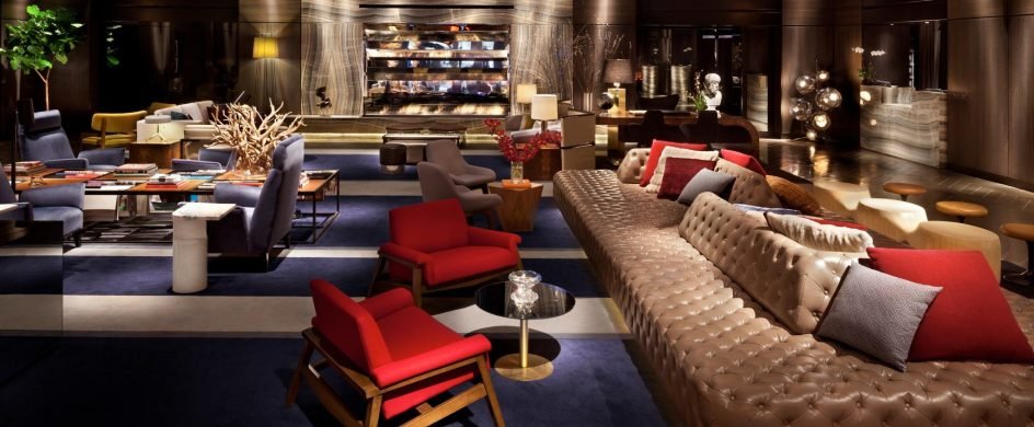 Must visit: Paramount Hotel in New York