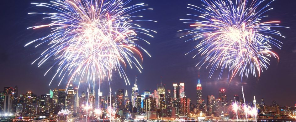 5 Rooftops to Watch Macy's 4th of July Fireworks in New York
