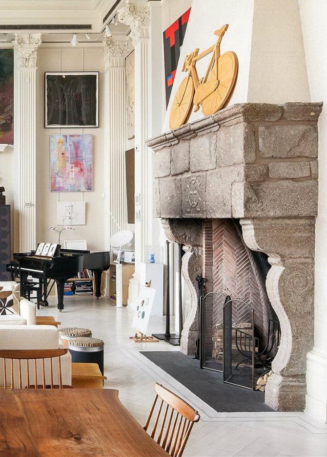 2  New York Apartment: the inspiration never fail 22