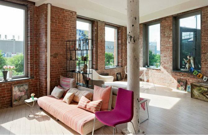 2  An apartment built brick by brick 24