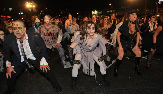 Top 5 best parties you can't miss in this Halloween in NYC
