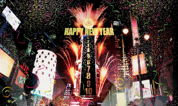 Best Places to Spend New Year's Eve in New York