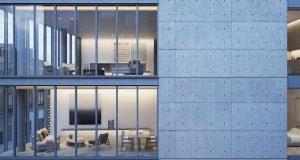 Tadao Ando Designs Nolita Condo in New York0