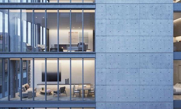 Tadao Ando Designs Nolita Condo in New York0  Tadao Ando Designs Nolita Condo in New York Tadao Ando Designs Nolita Condo in New York0