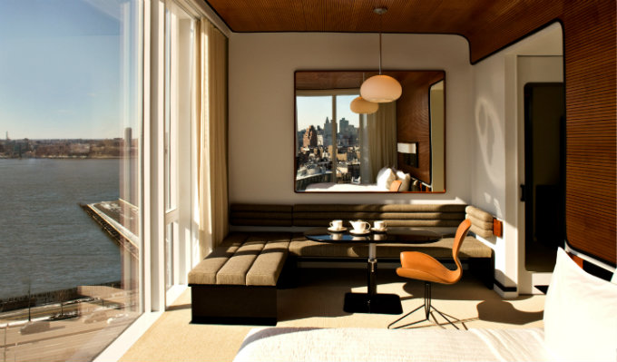 Top 5 design hotels in NYC that will blow your mind_1THE STANDARD, HIGH LINE