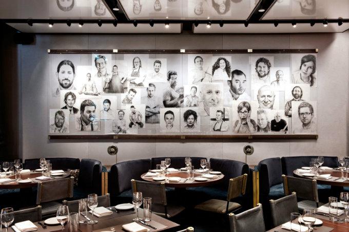 Meet the new restaurant Chefs Club, by David Rockwell and Murray Moss08  Meet the new restaurant Chefs Club, by David Rockwell and Murray Moss Meet the new restaurant Chefs Club by David Rockwell and Murray Moss4