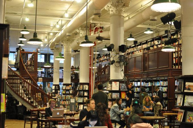 Top 5 design Coffee Shops in Manhattan Design Coffee Shops Top 5 design Coffee Shops in Manhattan Top 5 design Coffee Shops in Manhattan Housing Works Bookstore Caf