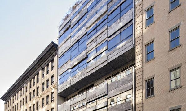 Exclusive interview with architect Winka Dubbeldam