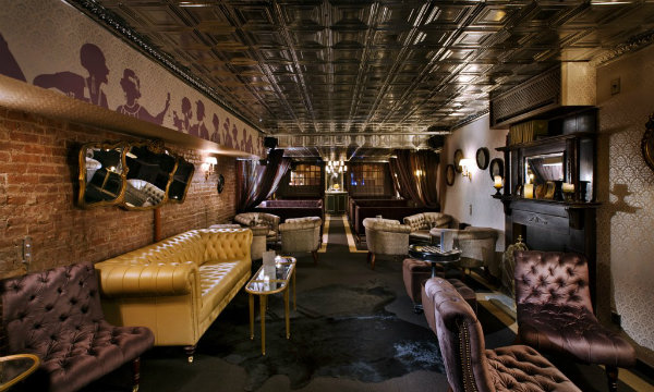 Secret Bars of New York City  Secret Bars of New York City Secret Bars of New York City 1