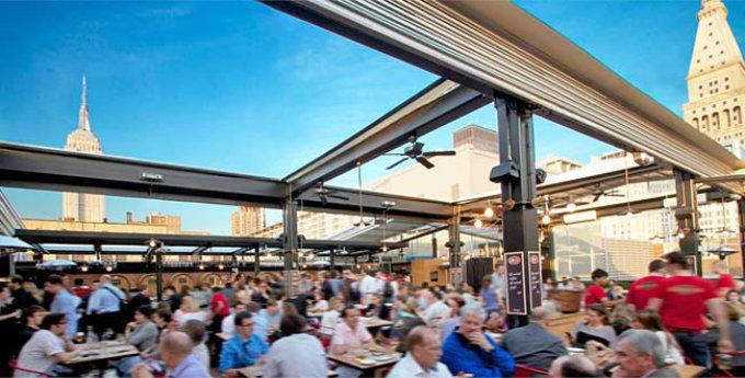 Top 5 Rooftop Restaurants In New York Love Happens Magazine