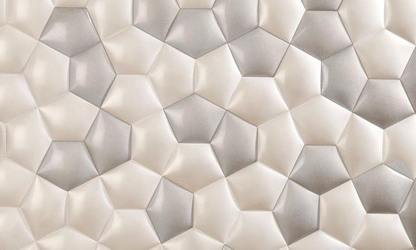 Ceramic walls inspired by mathematics 5  Ceramic walls inspired by mathematics Ceramic walls inspired by mathematics 5 600x360